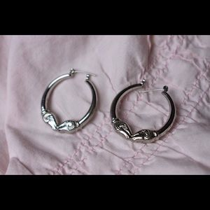 Vintage Ram Earrings